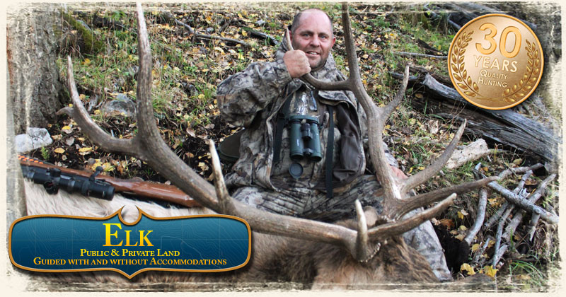 Kiowa Hunting Service – Find Your Next Hunt with Us